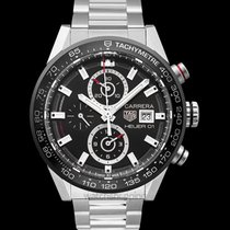 TAG Heuer Carrera Calibre HEUER 01 CAR201Z.BA0714 new