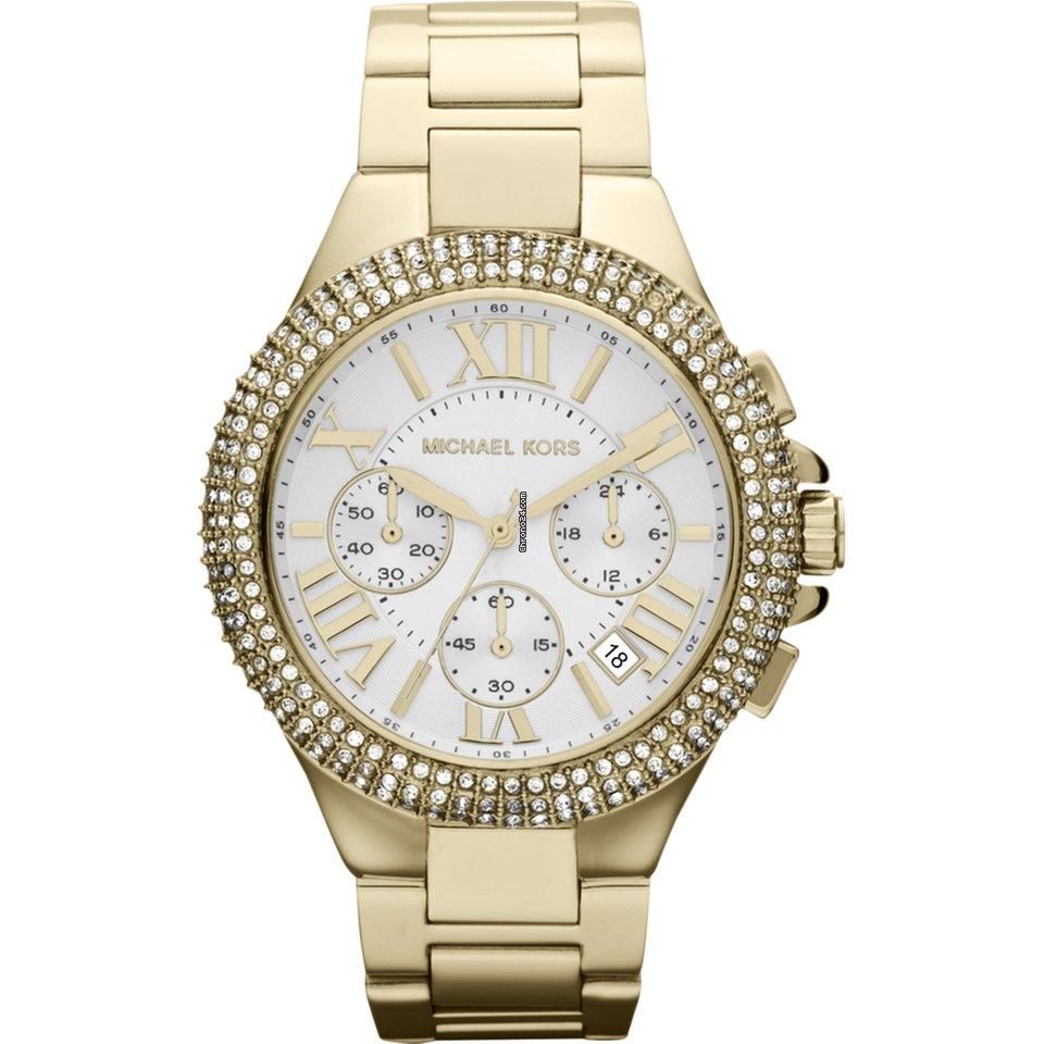 125aad4b5 Comprar relógios Michael Kors | Preço de relógios Michael Kors - Relógios  de luxo na Chrono24
