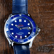 Omega Seamaster Diver 300 M Steel 41mm Blue No numerals United States of America, California, Irvine