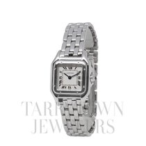 Cartier Panthère White gold 22mm Champagne Roman numerals United States of America, New York, Hartsdale