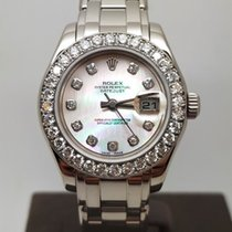 Rolex Lady-Datejust Pearlmaster -Full Set-