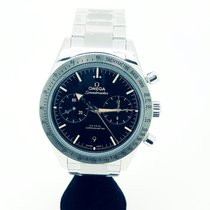 Omega Speedmaster '57 Steel 41.5mm Black No numerals United States of America, Texas, Houston