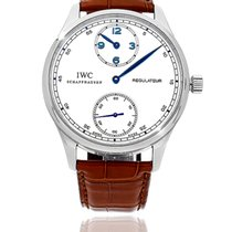 IWC Portuguese (submodel) pre-owned Steel