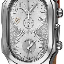 Philip Stein Signature Steel 34mm Grey United States of America, New York, Brooklyn