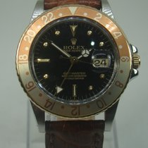 Rolex GMT-Master pre-owned 40mm Gold/Steel
