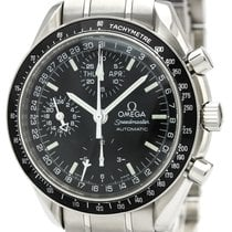 Omega Speedmaster Mark 40 Steel Automatic Mens Watch 3520.50
