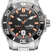 Doxa Steel 48,00mm Automatic D196SGY new