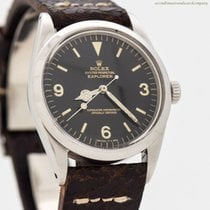 Rolex Explorer pre-owned 36mm Steel