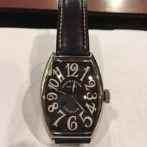 Franck Muller Steel Automatic Arabic numerals 32mm pre-owned Casablanca