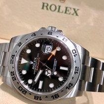 Rolex Explorer II new 42mm Steel