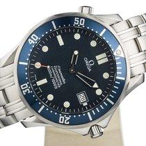 Omega 2531.80 Aço Seamaster Diver 300 M 41mm