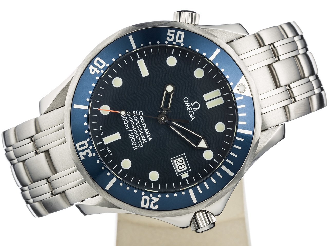 65a99fc5790 Omega SEAMASTER PROFESSIONAL CHRONOMETER 300M JAMES BOND DIVER for ...