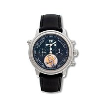 Blancpain Léman Tourbillon Platinum Black United States of America, Florida, North Miami Beach