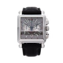 Franck Muller Chronograph 41mm Automatic pre-owned Grey