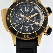 Jaeger-LeCoultre Master Compressor Diving Pro Geographic Rose gold 46mm Black Arabic numerals