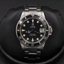 Tudor 75190 Stahl 1995 Submariner 36mm gebraucht