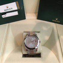 Rolex Day-Date II 218206 2014 new