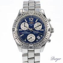 Breitling Steel 38mm Quartz A53350 pre-owned