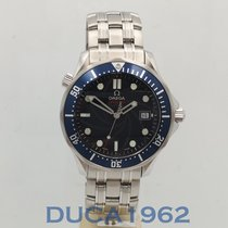 Omega 2226.80.00 Steel 2007 Seamaster 41mm pre-owned