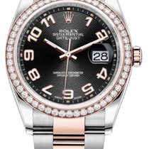 Rolex Datejust 116201 pre-owned