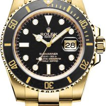 Rolex Submariner Date 116618LN 2018 new