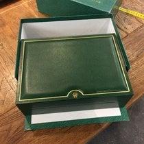 Rolex Toebehoren Rolex Vintage Luxury Watch Box nieuw