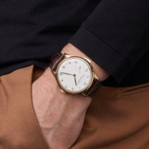 IWC Portuguese Minute Repeater Or jaune 42mm Blanc Arabes