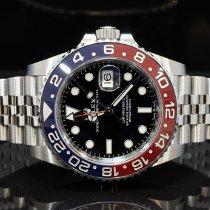 Rolex GMT-Master II Steel 40mm Black No numerals United Kingdom, Essex