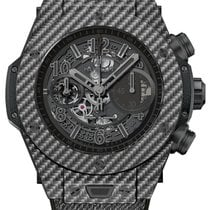 Hublot Big Bang Unico Carbon 45mm Black Arabic numerals United States of America, New York, New York