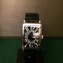 Franck Muller White gold 30mm Automatic 1000 SC new