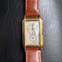 Rolex Oro amarillo Cuerda manual 22mm usados Prince