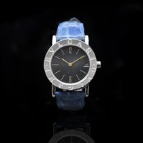 Bulgari Bulgari pre-owned Date Leather