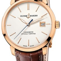 Ulysse Nardin 8156-111-2-91 Rose gold San Marco new United States of America, New York, Brooklyn