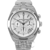 Vacheron Constantin Overseas Chronograph Steel 42.50mm Silver