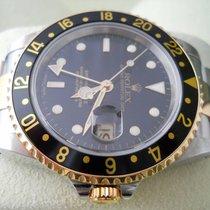 Ρολεξ (Rolex) ROLEX GMT MASTER II REF.16713 BOX&PAPER ALMOST...