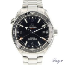 Omega Seamaster Planet Ocean 600M Co-Axial 43.5 GMT