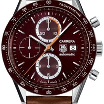 TAG Heuer Carrera Chronograph Calibre 16 Stainless Steel...