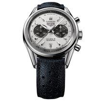TAG Heuer Carrera Calibre 18 Chronograph Black Strap CAR221AFC...