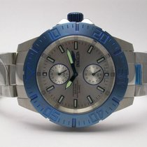 Invicta 14059 Pro Diver Ocean Baron Gmt Stainless Steel Mens...