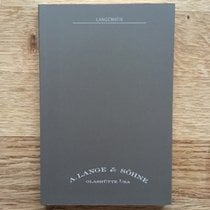A. Lange & Söhne Langematik pre-owned
