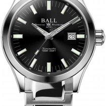 Ball Engineer II Marvelight Steel 40mm Black United States of America, Florida, Naples