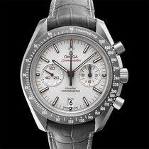 Omega Speedmaster Moonwatch Co-Axial Chronograph Grey Ceramic/...