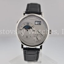 A. Lange & Söhne 139.025 Platinum Grand Lange 1 41mm pre-owned United States of America, California, Beverly Hills