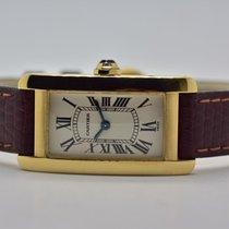 Cartier Tank Americaine 18k Gold 1710
