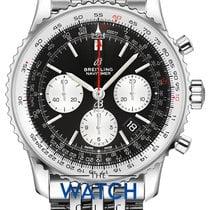Breitling Navitimer 1 B01 Chronograph 43 Acero 43mm Negro