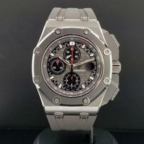Audemars Piguet Royal Oak Offshore Chronograph Titanium 44mm United States of America, New York, New York