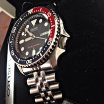 Seiko Prospex SKX009 with jubilee bracelet -NEW