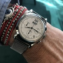 Tissot Heritage (Submodel) 47mm Staal