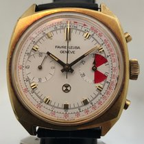 Favre-Leuba Chronograph 35mm Manual winding pre-owned