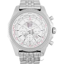 Breitling Bentley B05 Unitime Steel White